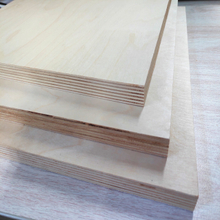 18mm Birch Plywood for Furniture
