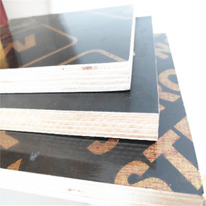 Finger Joint Core Film Faced Plywood for Building